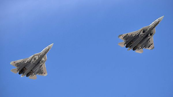 苏霍伊高官披露苏-57进展 俄军今年将开始列装