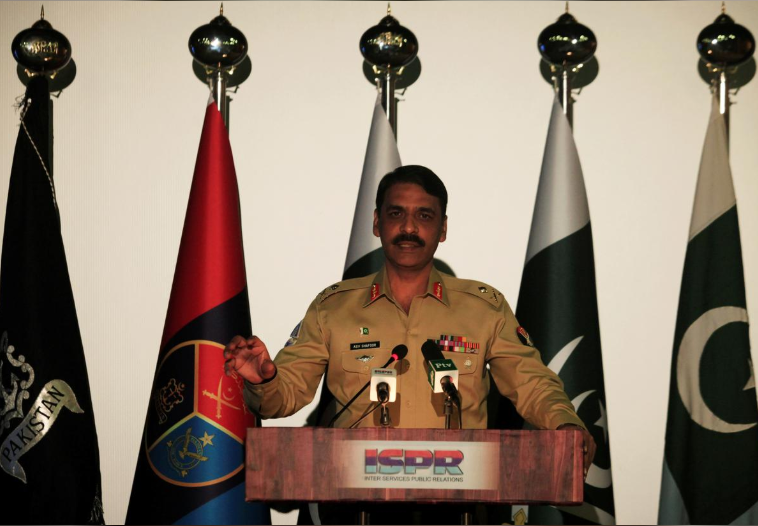 巴基斯坦:印军机越线遭巴军机拦截