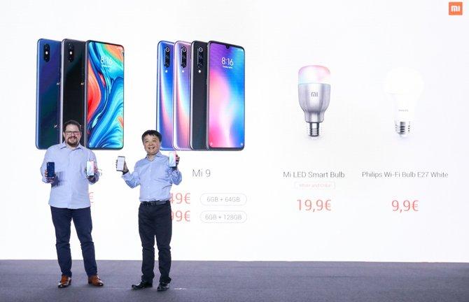 MWC2019:小米近百款生态链产品亮相 首款5G手机发布