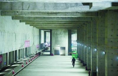 京雄城际新机场站主体完工:北京西站到新机场20分钟