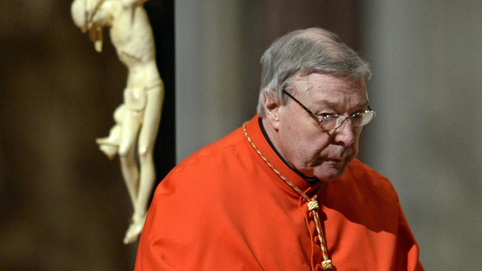 梵蒂冈三号人物性侵儿童罪名成立 或面临牢狱之灾