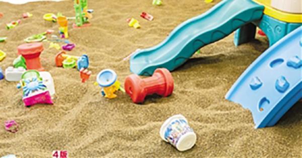 游乐场决明子沙池有多危险?钻进孩子耳朵差点做全麻手术