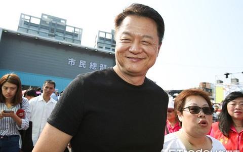 前台北县长周锡玮宣布参加国民党2020初选