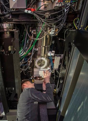 伯克利实验室升级4D电子显微镜 可录原子级视频