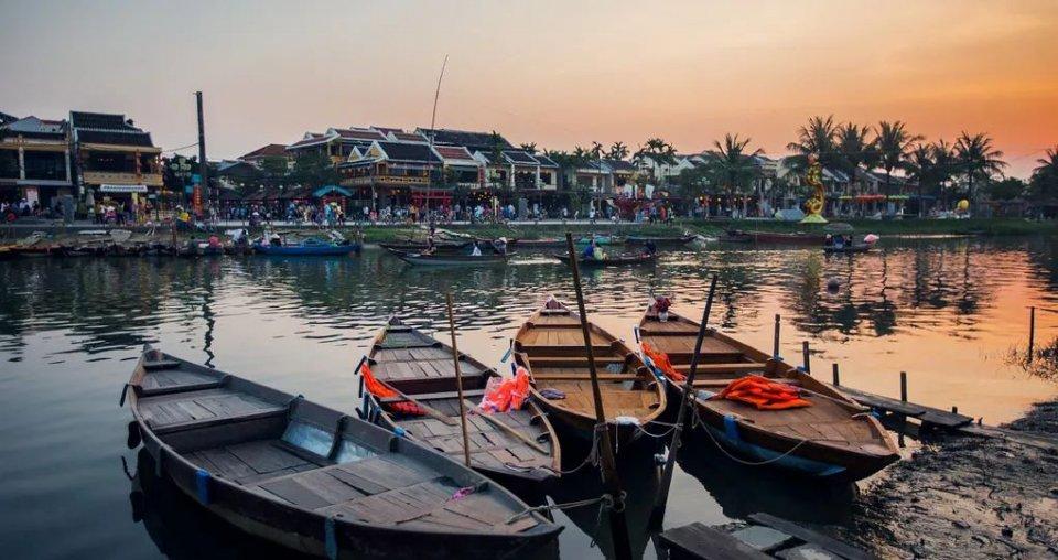 自北至南游越南 混搭风格超越你的想象