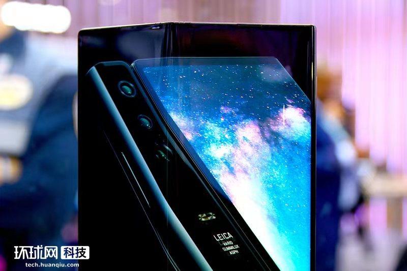 MWC2019:5G+折叠带来崭新科技时代 华为祭出手机行业十年最大创新