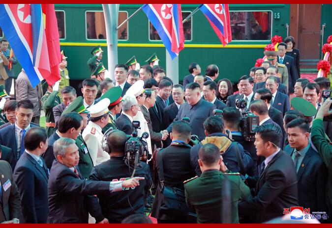 金正恩将于3月1日至2日对越南进行正式友好访问
