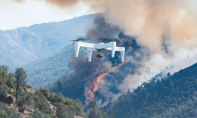 无人机帮美国加州特警化解一起武装对峙