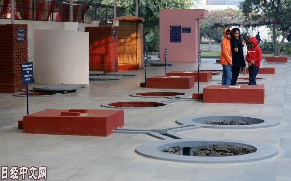"""日媒:印度厕所""""变了"""",在自家盖厕所还能获得政府补贴"""