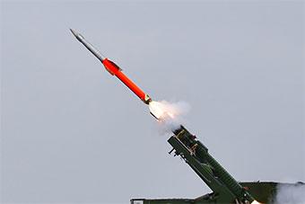 空袭巴基斯坦当天印度试射自研防空导弹