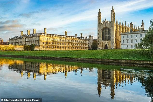 """牛津剑桥国际学生人数增加 被指""""因看重高额学费收入"""""""