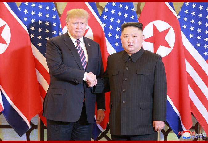 朝美领导人第二次会晤28日行程安排公布
