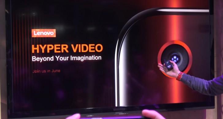 联想宣布Z6 pro为5G手机 配HyperVision摄像头