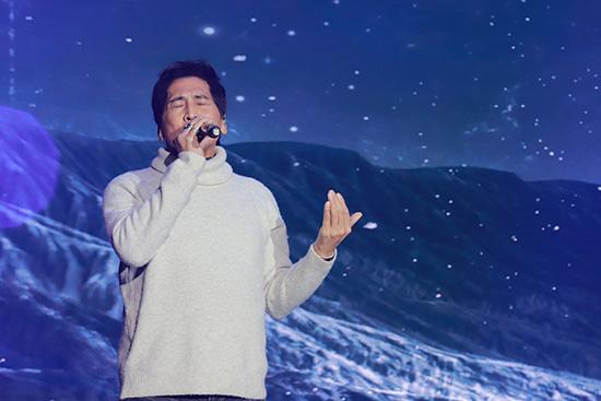 齐秦献唱经典金曲  电影《大约在冬季》开拍