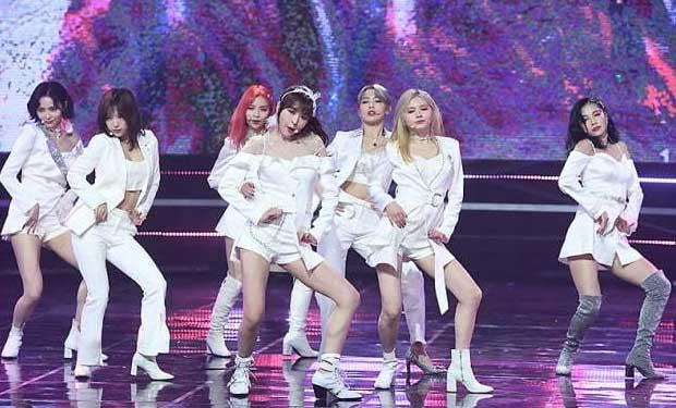 SNH48 7SENSES登韩国打歌节目 正式K-pop出道