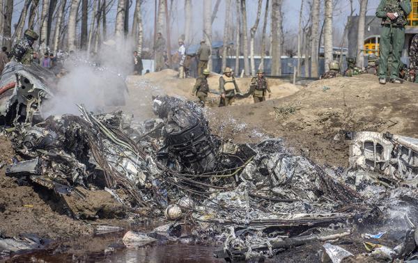 外媒:巴基斯坦官员称希望国际社会参与调解印巴冲突