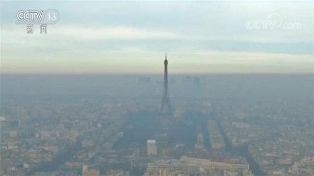 """这操作让人佩服!巴黎应对空气污染出台""""限行+限速"""""""