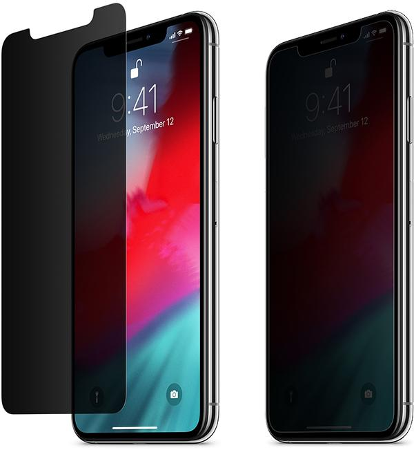 Belkin发布iPhone XS XS Max和XR隐私保护膜