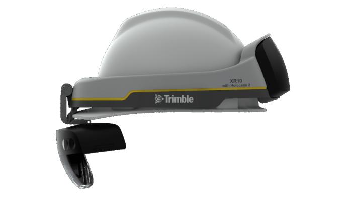 基于HoloLens 2定制的Trimble XR10安全帽发布