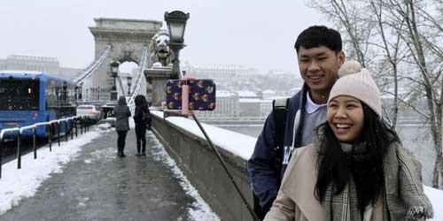 2018年赴匈旅游中国游客增长25.1% 涨幅欧洲第三