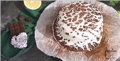 蛋糕界的网红雪崩蛋糕