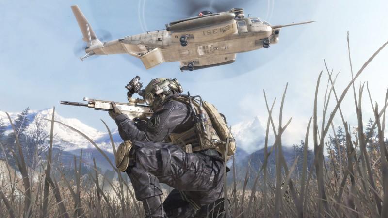 《使命召唤6:现代战争2重制版》曝光