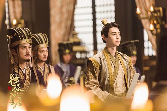 唐晓天《独孤皇后》少年初成 古装首秀
