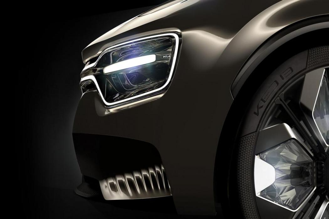 起亚电动概念车配21块显示屏 彰显颠覆性设计