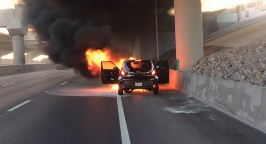 现代起亚美国追加召回53.4万起火隐患车辆