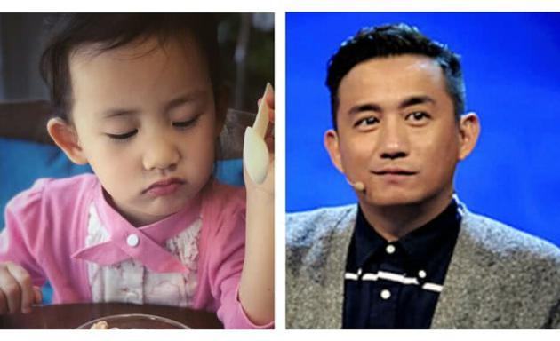 黄磊陪生病多妹看动画片 好奇宝宝连发问超级可爱