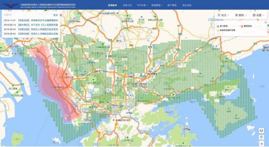 深圳将出台民用无人机管理办法 无人机飞行迎合法化