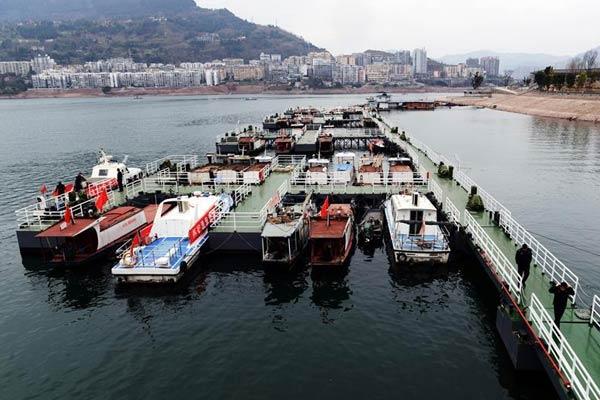 长江珠江等水域实施春季禁渔
