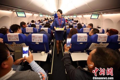2019年春运中国民航运送旅客7288万人次