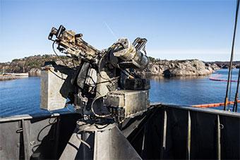 挪威沉没4个月军舰出水什么样?