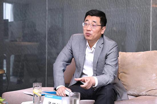 苏宁CHO孟祥胜:年轻人有未来,企业才有未来