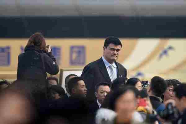姚明成龙俞敏洪等出席全国政协会议