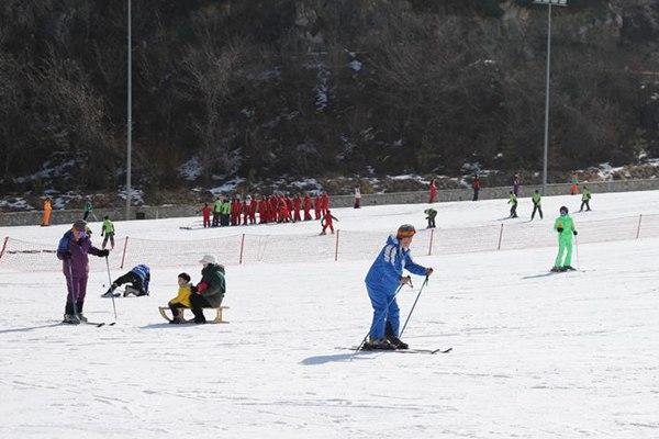 朝鲜马息岭滑雪场:酒店已接待15万人次,外国游客占10%
