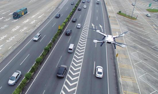 多地使用无人机执法引争议