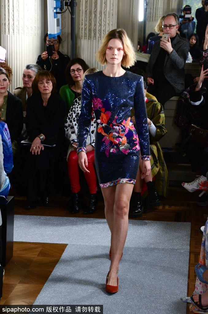 莱昂纳多巴黎时装秀 女装品牌登场!