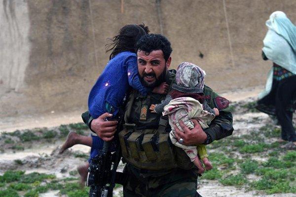 阿富汗南部强降雨引发洪灾致20人死亡
