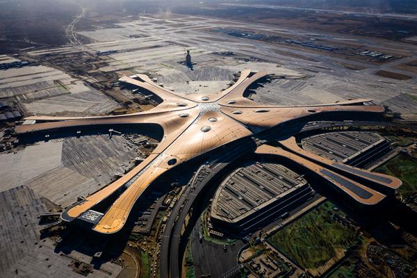 """大兴机场打造""""四星""""体验:无纸化出行差别化安检"""