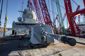 中国制造救出宙斯盾舰
