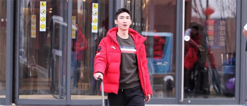 中国短道队出征世锦赛