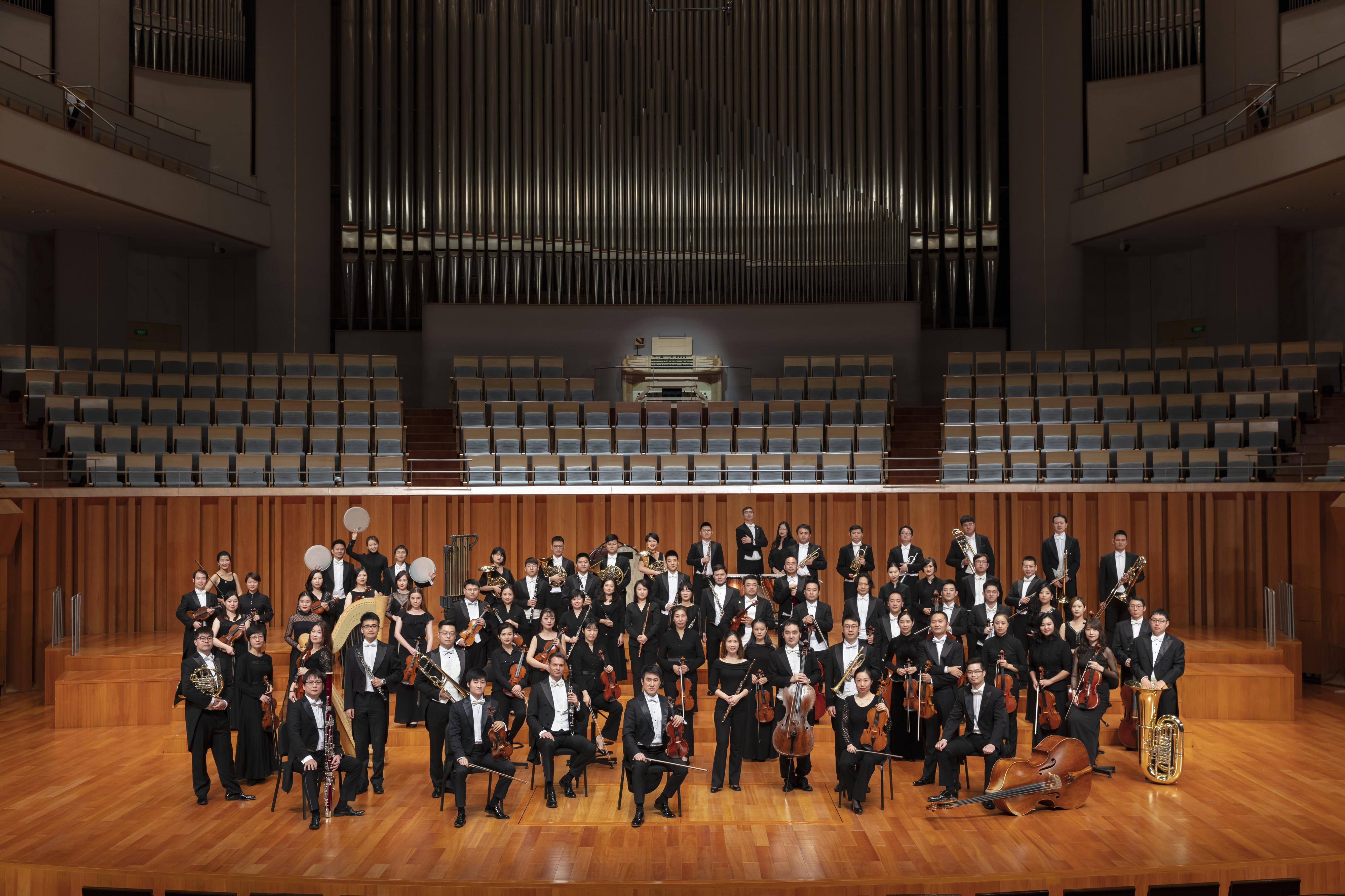 """国家大剧院管弦乐团3月连台呈现 """"完全舒伯特""""系列演出精彩不断"""