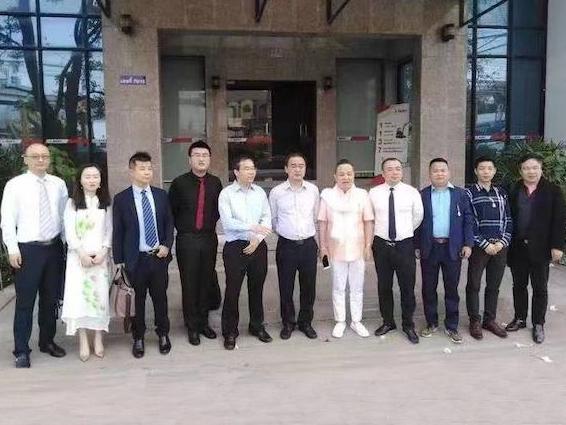 陕西省侨联赴泰访问团到访泰国陕西总会