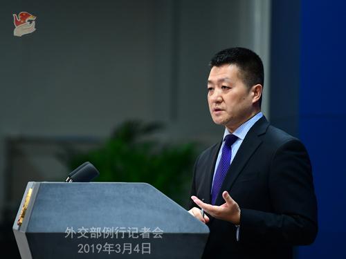 俄外长:建议通过上海合作组织机制来调解印巴紧张局势 我外交部回应