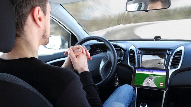 研究发现自动驾驶汽车会让司机变得自满