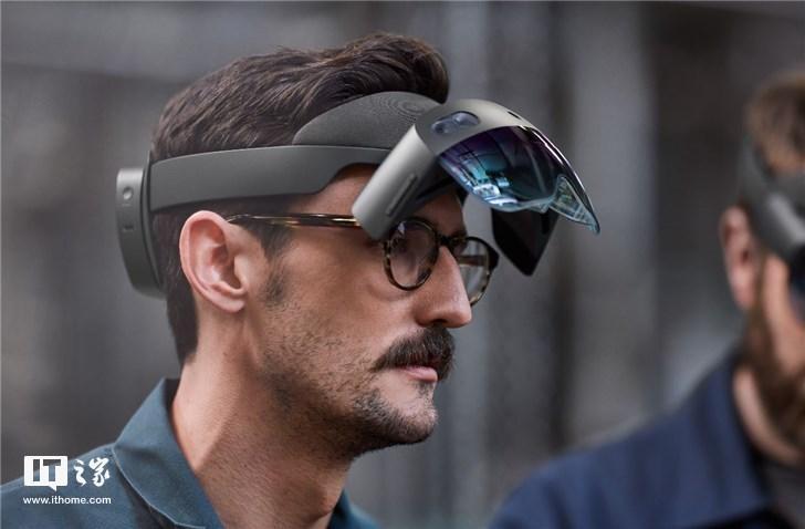 微软HoloLens 2大揭秘:不支持5G