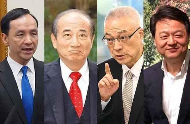 韩国瑜若不选支持蓝营谁选2020?台媒民调出来了