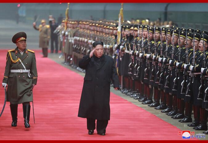 金正恩结束对越南访问,抵达朝鲜